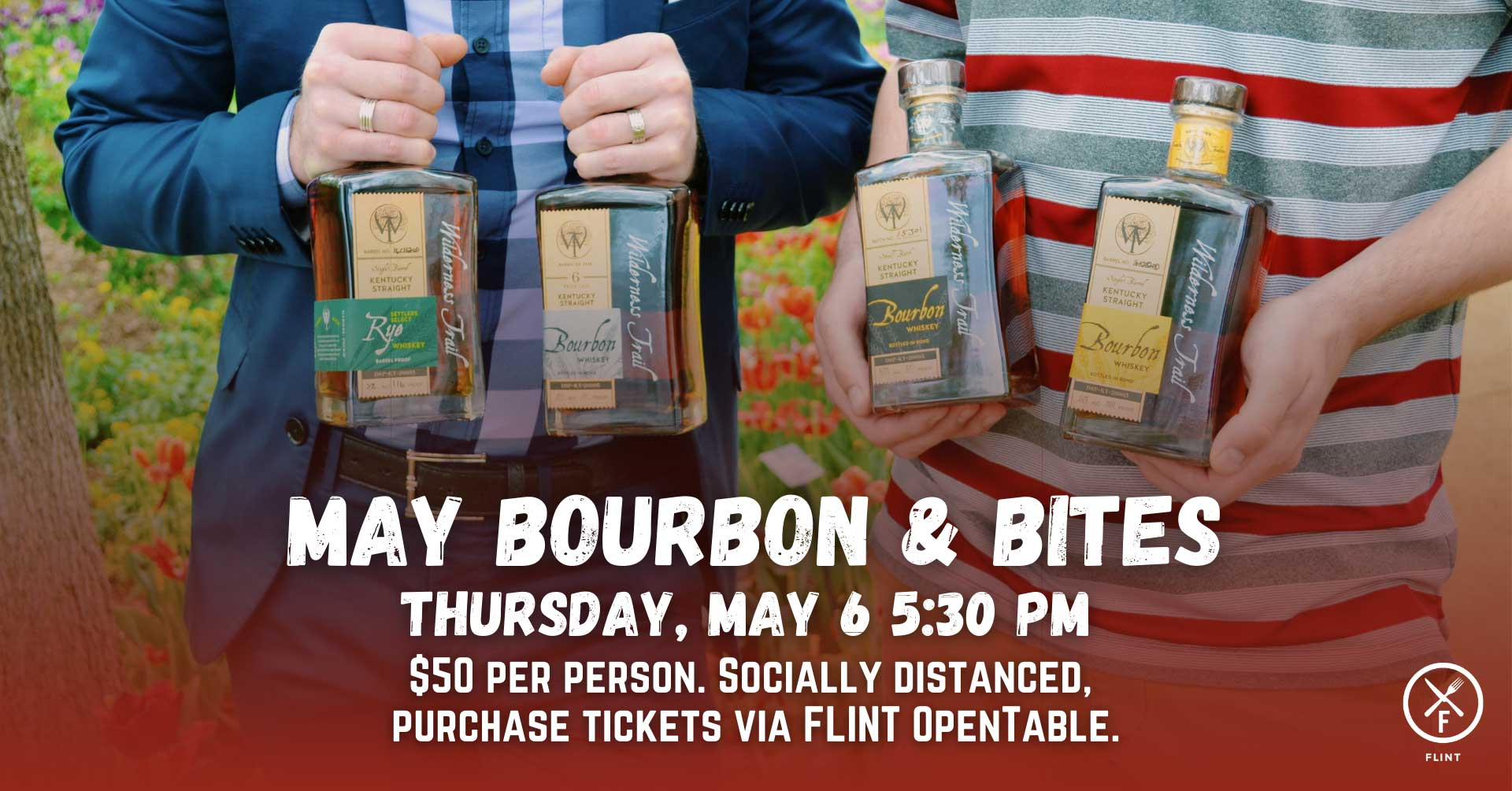 May Bourbon & Bites
