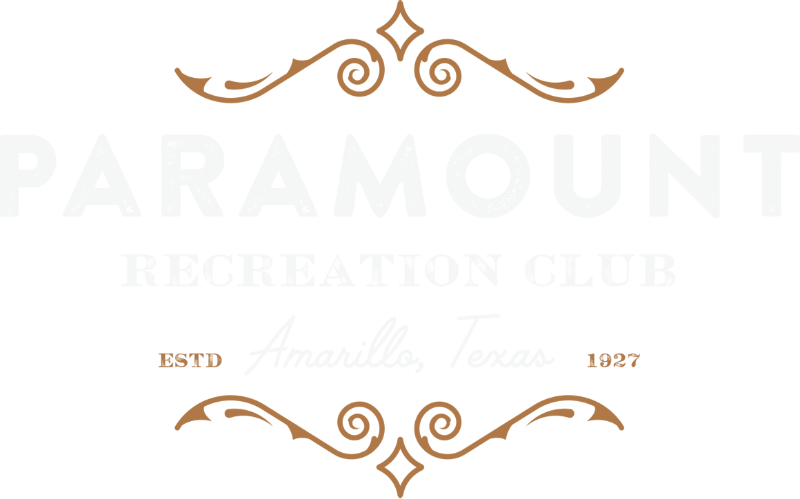 Paramount Recreation Club, Amarillo Texas logo