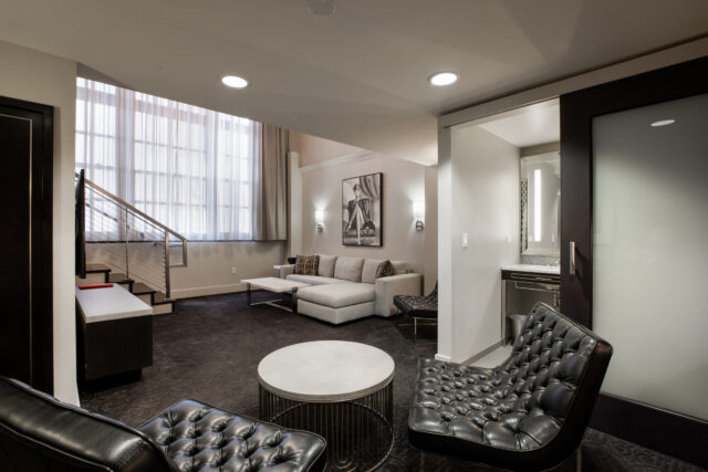 Ambassador Kansas City Loft Suite