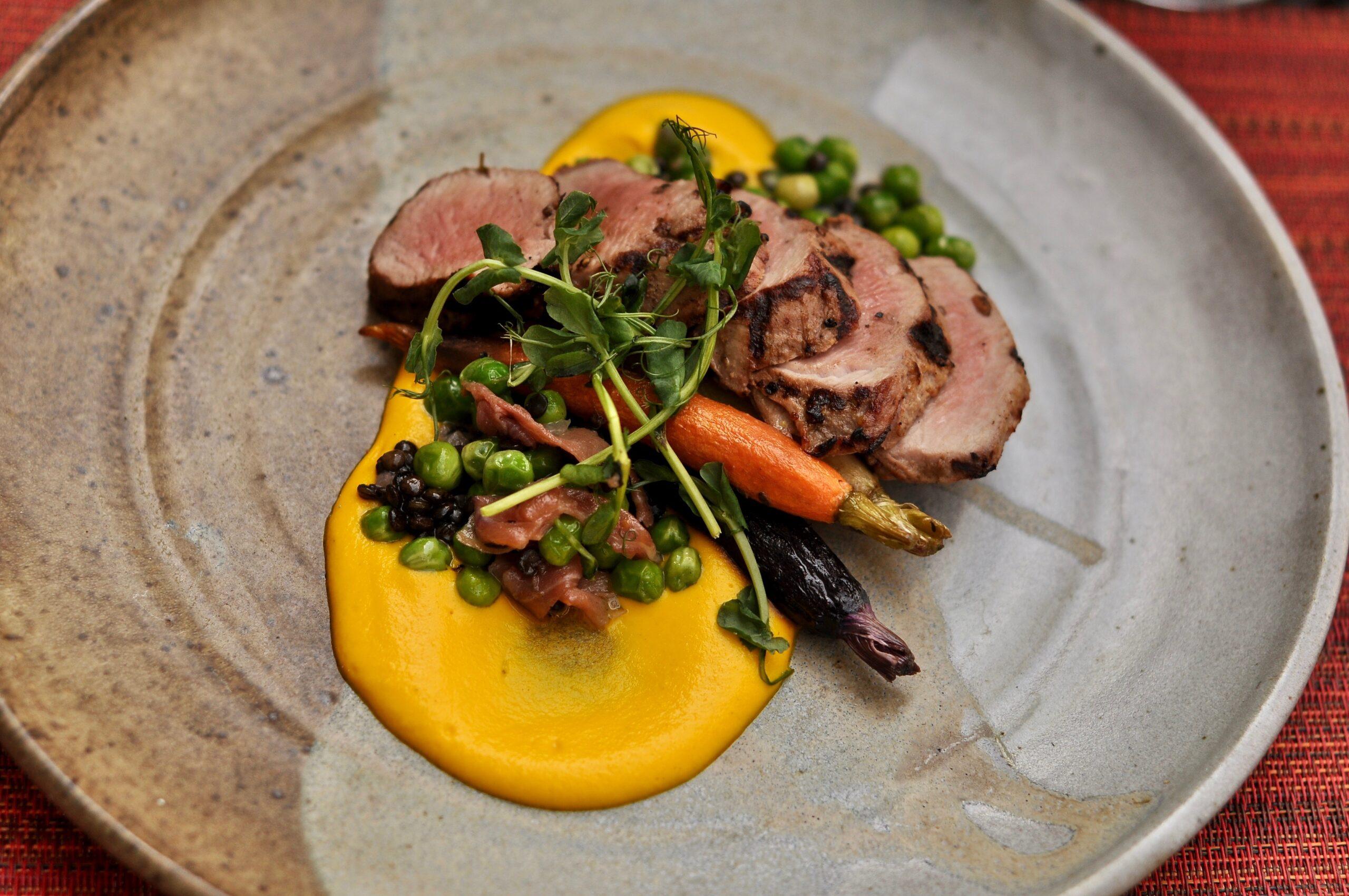 Siena Tuscan Steakhouse Plate