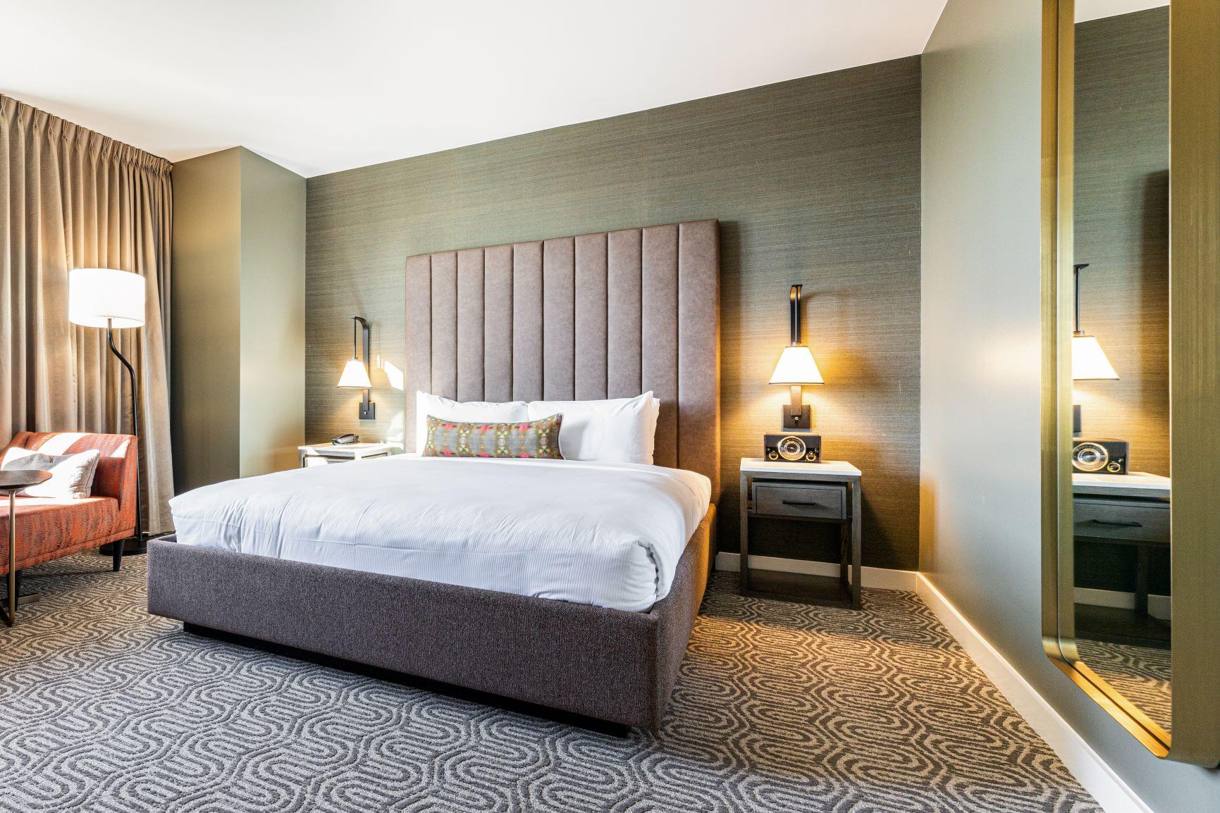 Hotel Vin Guestroom