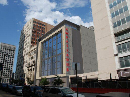 Ambassador Hotel Kansas City expansion 2019