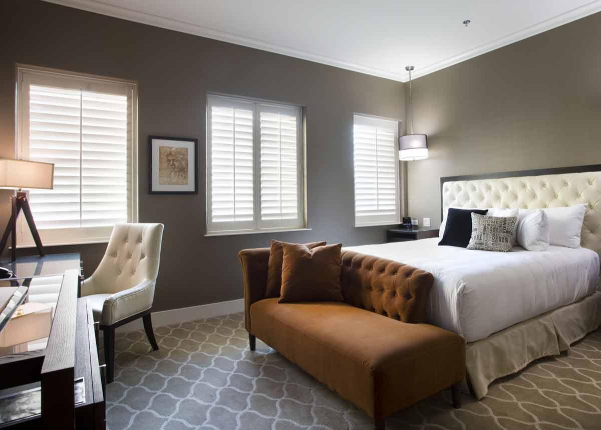View of guest room at Ambassador Hotel Oklahoma City
