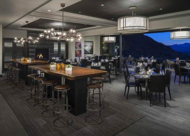 Flourish restaurant, Scottsdale