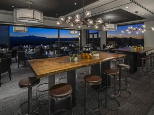 Flourish restaurant at CopperWynd Resort in Scottsdale
