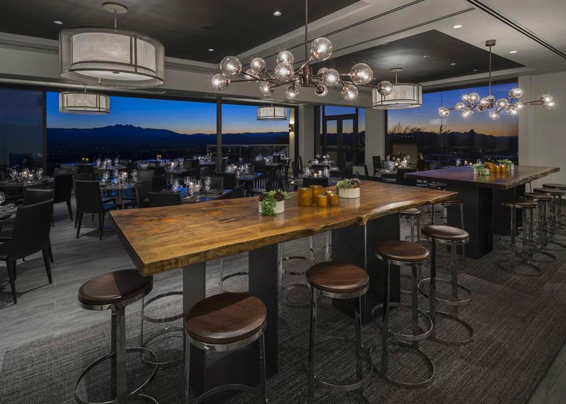 Flourish restaurant at CopperWynd Resort in Scottsdale