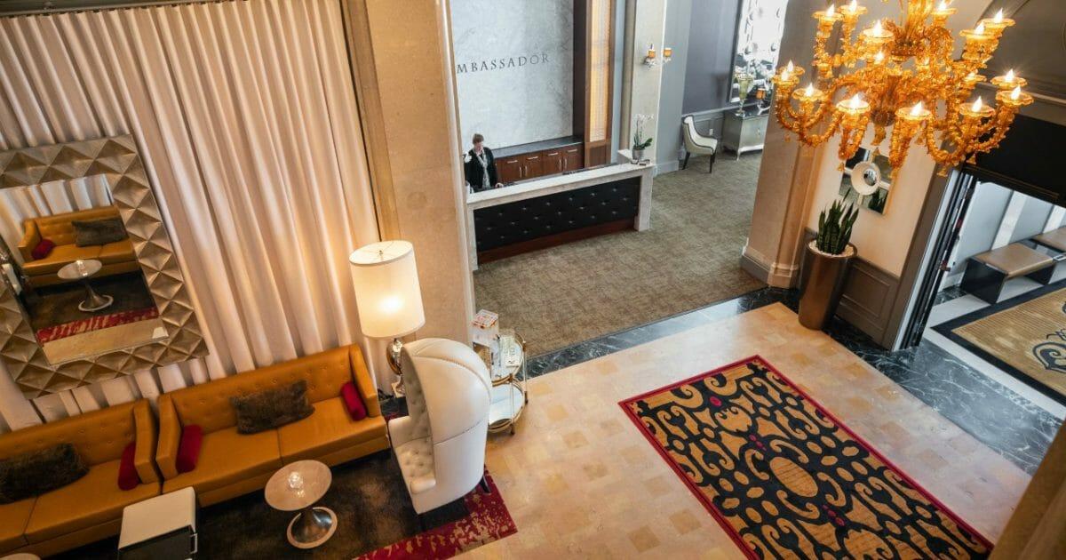Ambassador Hotel Kansas City Coury Hospitality