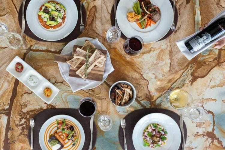 Locally Inspired - Oklahoma City Restaurant | Vast